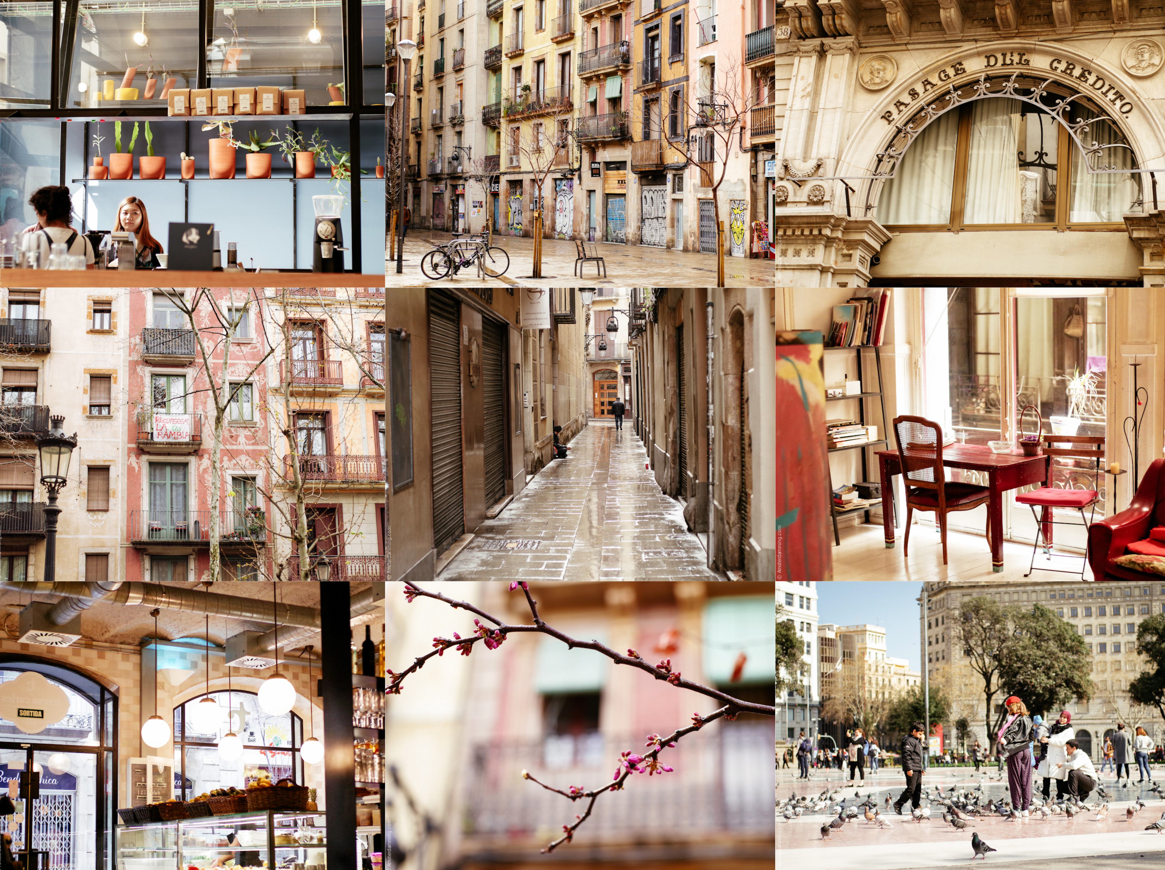 2016 MARCH Barcelona day 3 collage-1